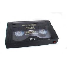 Hi8 tape transfer to DVD